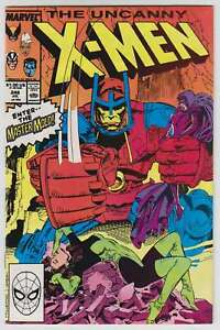 L6245-Uncanny-X-Men-246-Vol-1-NM-M-Estado