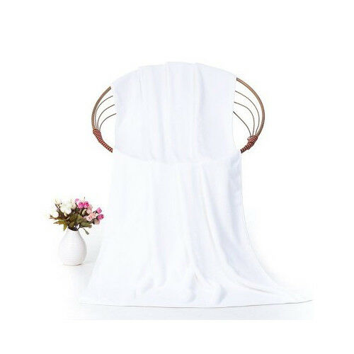 Absorbent Bath Towel Shower Body Beauty Salon Bath Sheet SPA Wrap Super Soft