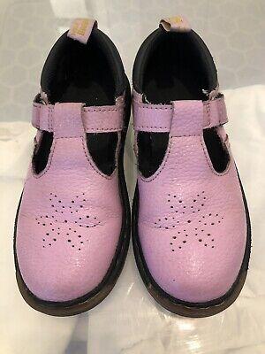 Dr. Martens Junior Dulice Pebble Pink