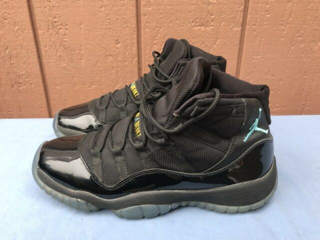 lowest price 0ad16 85cb1 Nike Air Jordan 11 Gamma Size 4Y Retro 378038-006