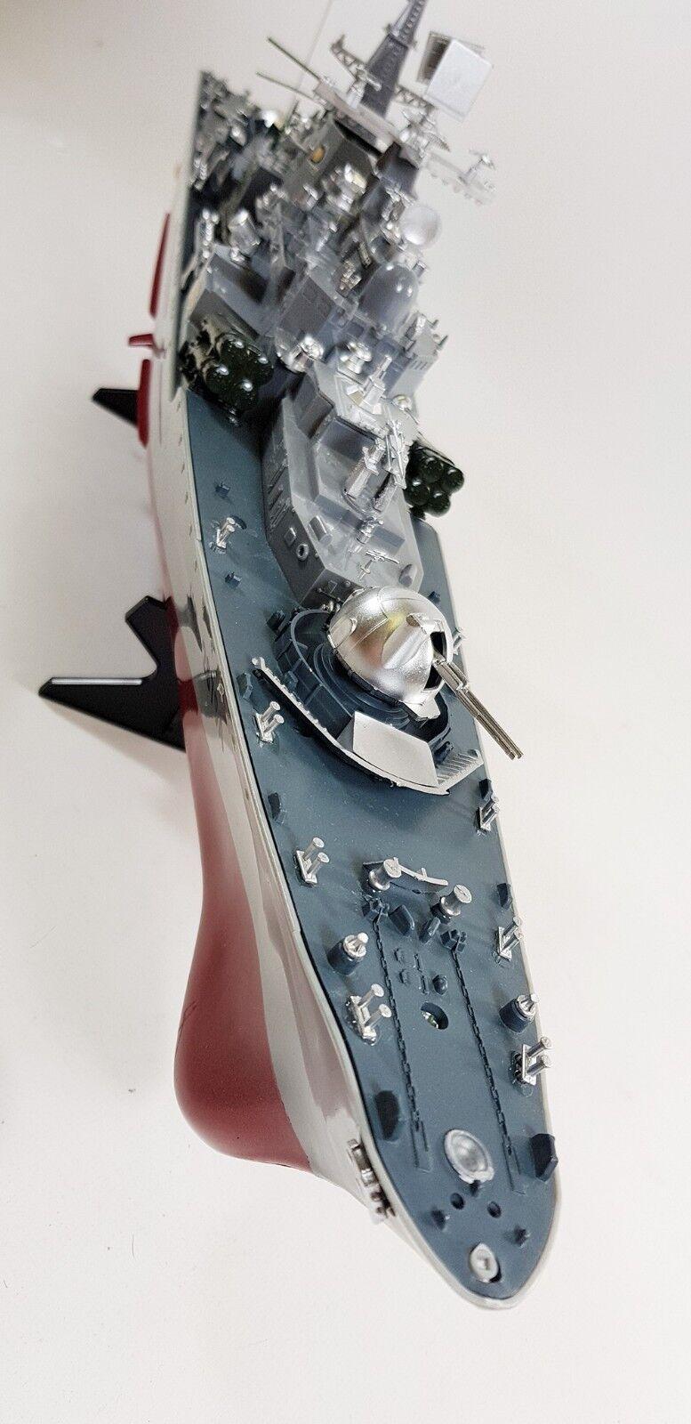 Nuclear Radio Control Rc Modelo Destroyer Navy Marine War Batalla Bote RTR World
