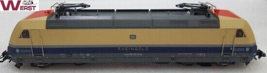 Marklin 39370.001 E-Lok BR 101 112-1 Rheinoro DB EPOCA VI VI VI 1 87 traccia h0 NUOVO 7eebd9