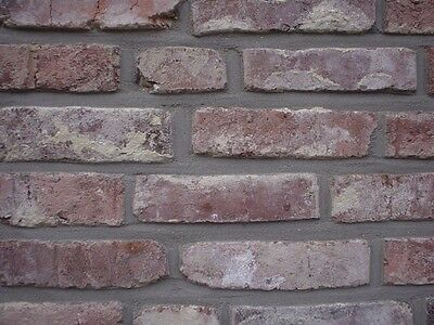 Alte Mauerziegel-Ziegelsteine-Reichsformat  aus Rückbau auf Paletten