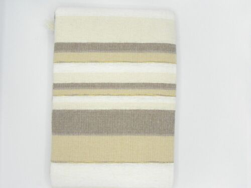 New 100/% cotton Large throw overs ideal for beds sofas mobile homes 225x250cms