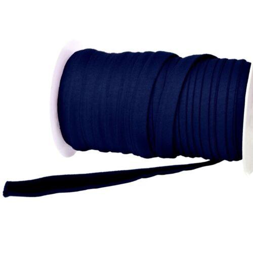 Schrägband Jerseyschrägband Einfassband Jersey Bordüre Borte verschiedene Farben