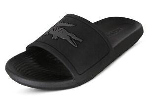 Lacoste-Croco-Slide-319-1-Mens-Sandals-Black-7-38CMA0034237