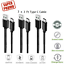 3-Pack-Samsung-Galaxy-S9-S8-Plus-Note-8-Fast-Charging-Type-C-USB-C-Charger-Cable thumbnail 12