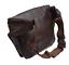 Black-Leather-Concealed-Carry-Weapon-Fanny-Pack-Pistol-Handgun-Waist-Bag-CCW thumbnail 2