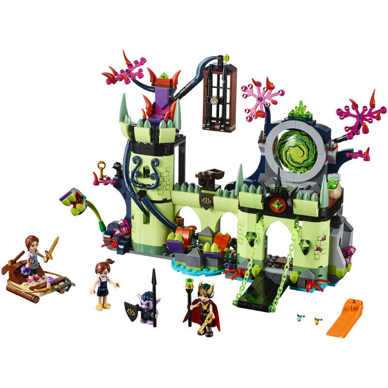 "LEGO Elves 41188 ""Breakout from the Goblin King..."