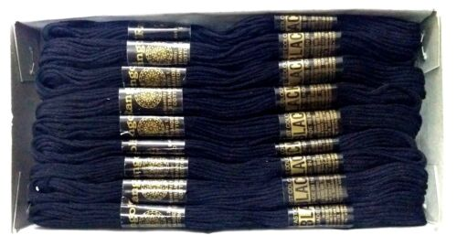 Set Lot Cotton 6 Ply Strand Thread Yarn Skeins Cross Stitch Embroidery Floss