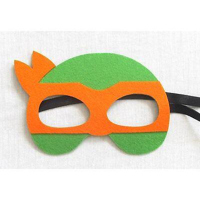 Kids Fancy Dress Face Masks-Boys Girls Superhero Movie Character Party Costume