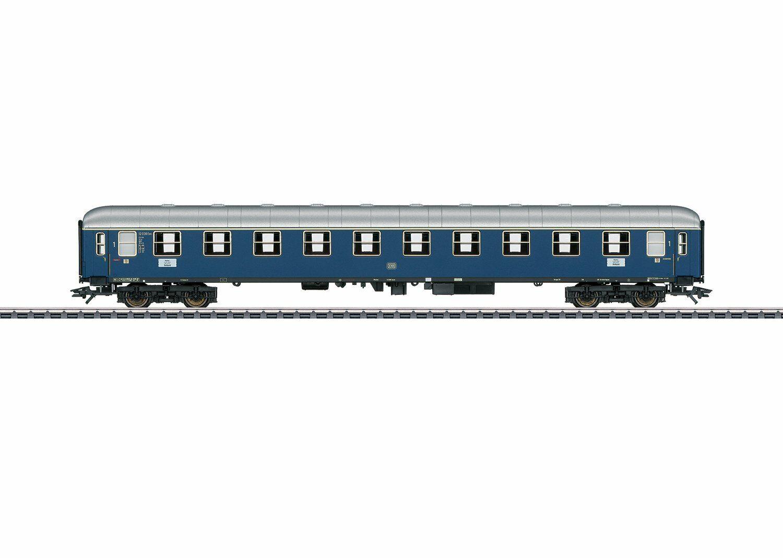 marklin 43910 vagoni treno rapido 1. classeE delle DB in h0 nuovo di fabbrica
