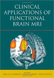 Clinical Applications Of Functional Brain Mri - 9780198566298