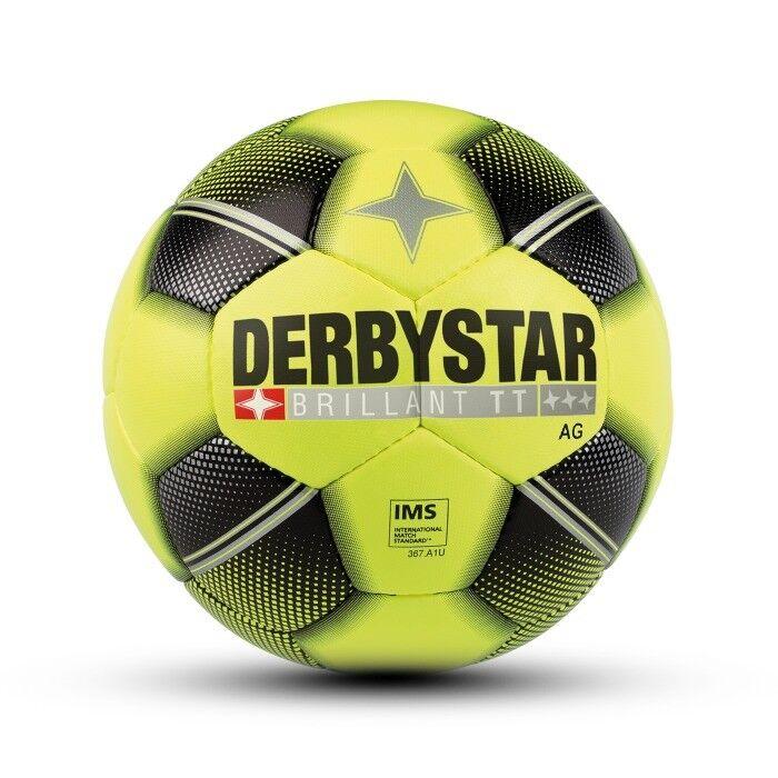 5 DERBYSTAR BRILLANT TT AG Trainingsball der Spitzenklasse