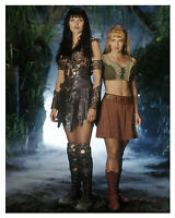 ---XENA---(LUCY LAWLESS) & (RENEE O CONNOR) 8x10 glossy Photo