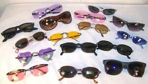 50 FASHION MENS WOMENS SUNGLASSES assorted lot eyewear NEW GLASSES wholesale lot