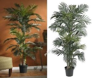 Large Artificial Palm Tree 6 5ft Tall Realistic