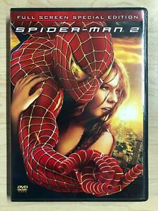 Spider-Man-2-DVD-2004-Special-Edition-Fullscreen-F1230