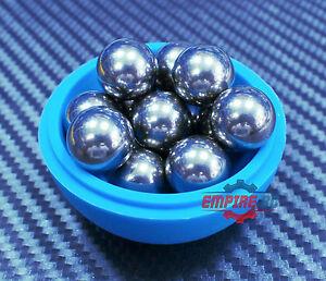 """(50 PCS) (9.525mm 3/8"""") 304 Stainless Steel Loose Bearing Balls G100 Bearings"""