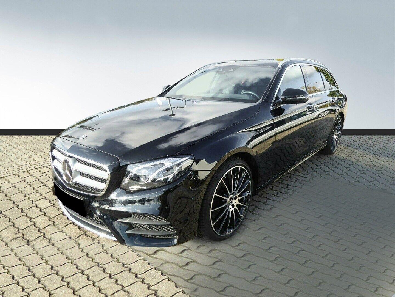 Mercedes E350 d - AMG Line stc. aut.