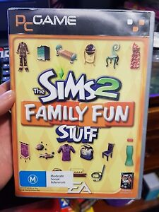 Image Is Loading The Sims 2 Family Fun Stuff EXPANSION PC