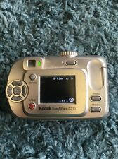 Kodak EasyShare C310 Silver Digital Camera 35mm 4.0 MP