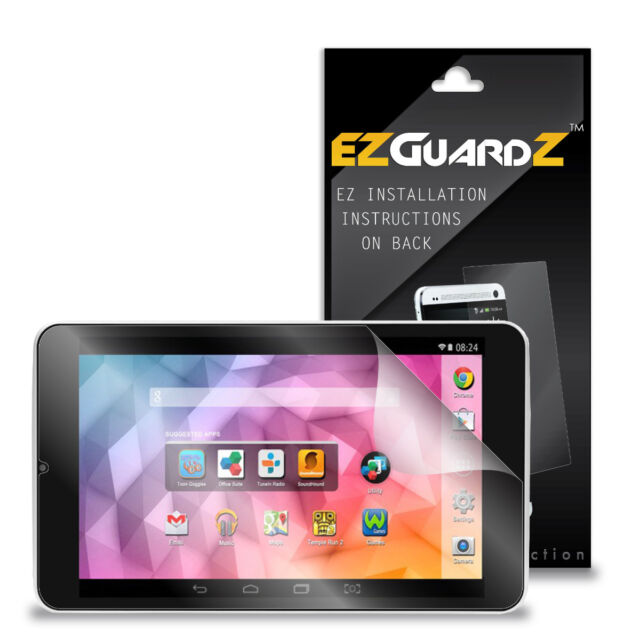 3 x Clear Screen Protector//Film Shield Guard For All-New Amazon Fire HD 8 6th