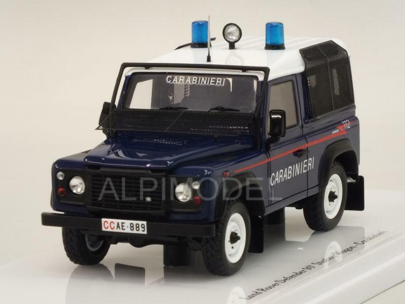 Land Rover Defender 90 Station Wagon CARABINIERI 1 43 TRUESCALE TSM164326