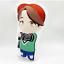 miniature 5 - Kpop BTS RM Jin Suga JHope Jimin V Jungkook Cartoon Soft Stuffed Doll Pillow
