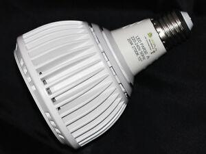 20W-COB-LED-Par30-E27-Riflettore-Lampada-Luce-bianco-caldo-2700K-CRI-93-15grad