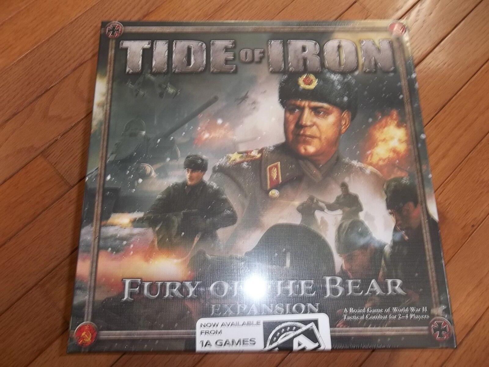 Juegos De 1A marea de hierro furia de los osos de expansión SW