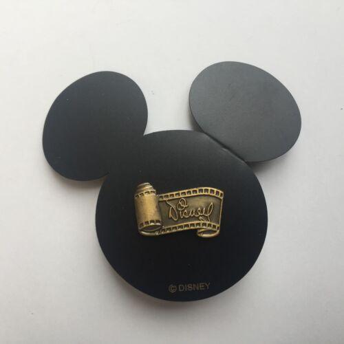 WDCC Disney Pin 285 Disney Signature Scroll