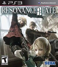 Resonance of Fate [PlayStation 3 PS3, Sega, Tri-Ace, Gunplay Action JRPG] NEW
