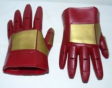 IRONMAN PAIR SET OF 2 BLAST GLOVES AVENGERS CHILD'S SIZE SMALL ADULT