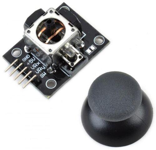 Nuevo KY-023 Doble Eje Eje XY módulo Joystick Pulgar Stick Arduino Pic Arm Pi