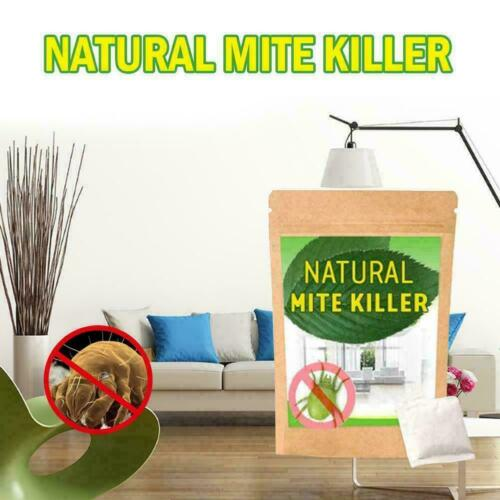 Dust Milben Killer Mite Eliminator Natural für Bettcouch Kissen E3R8 6Pcs