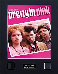 Pretty In Pink Version 1 Photo Film Cell Presentation