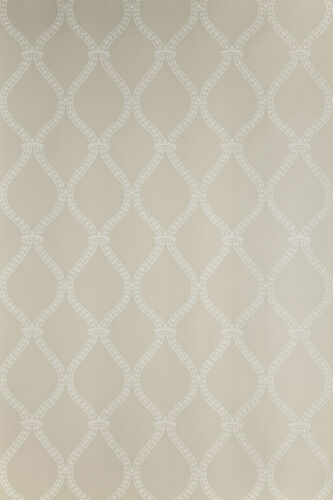 Farrow and Ball 100/%Fine Ingredients Cirvelli Trellis Painted Wallpaper BP 3104