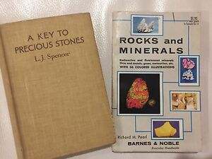 A-KEY-TO-PRECIOUS-STONES-Spencer-ROCKS-AND-MINERALS-Pearl