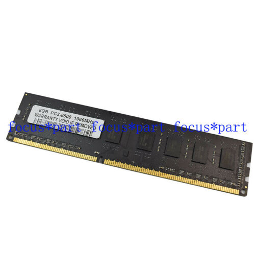 16GB 2X 8GB DDR3 1066MHz PC3-8500 240pin DIMM Desktop Memory Ram Non-ECC Intel