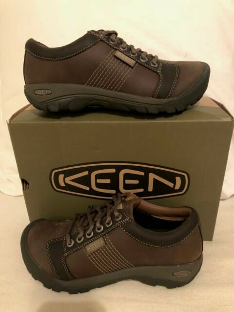 594de06f4c26 Keen Austin Brindle Bungee Cord Shoes Loafers Men s sizes 7-17 NEW!