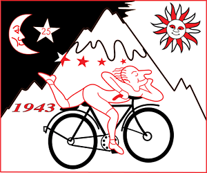 Albert Hofmann LSD Funny Retro Bicycle Day Vinyl Sticker Decal Bumper Car Wall