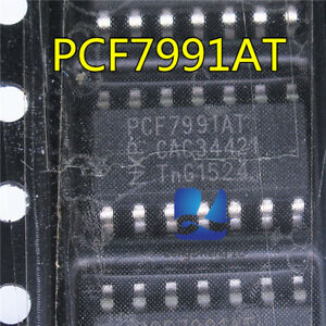 PCF-5PCS-7991AT-PCF7991-PCF7991A-PCF799IAT-PCF7991AT-SOP14-Nuevo