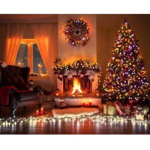 Luci-di-Natale-50-LED-Luci-a-forma-di-Palla