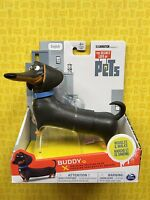 The Secret Life Of Pets Rare Walking Talking Wiggles Pet Buddy Action Figure