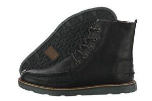 1381935206e Details about NIB Toms Searcher Boot 10006538 Black Full Grain Leather  Medium Men All Size 159