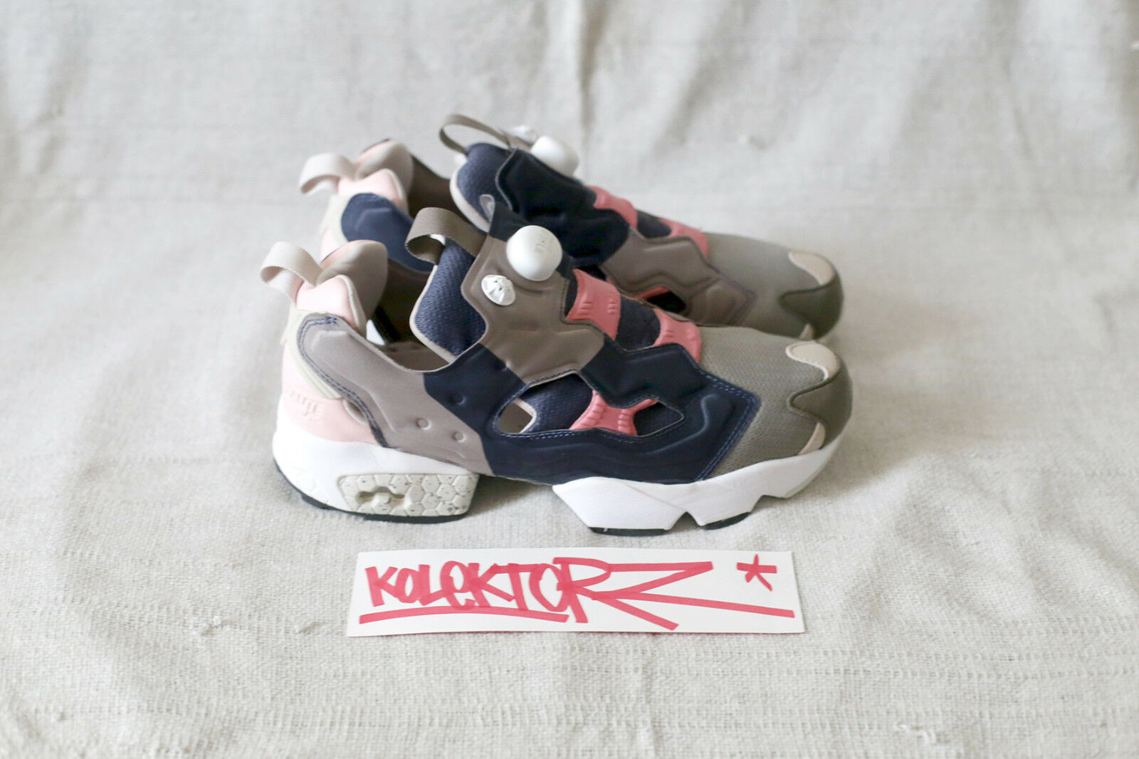 REEBOX INSTAPUMP FURY OG GARBSTORE GS DS NEW LTD RARE 9 US 42 EU INSTA PUMP