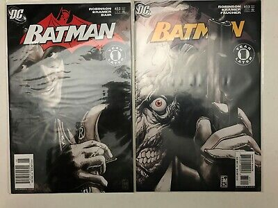 BATMAN #651 NEAR MINT 2006 DC COMICS 1 YEAR LATER