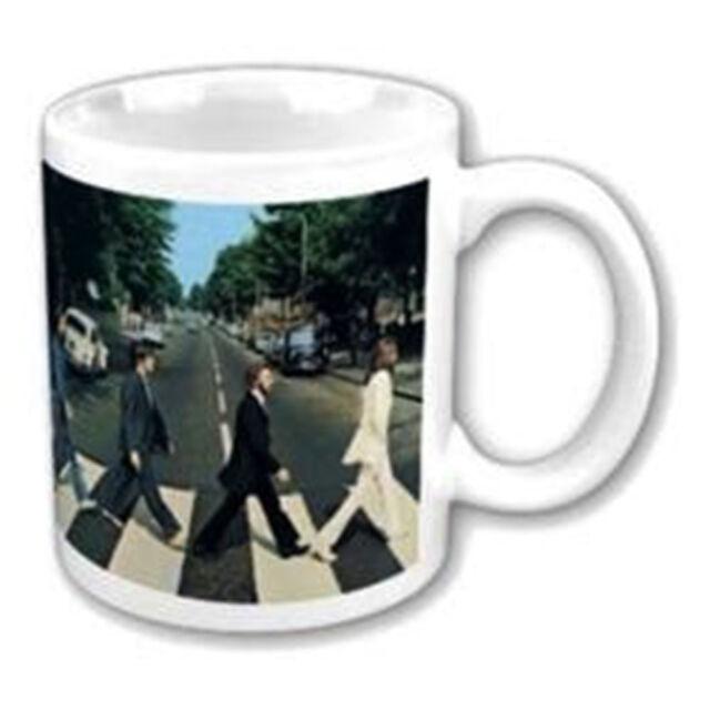 Taza Original The Beatles Abbey Road Producto Oficial en Paquete Regalo