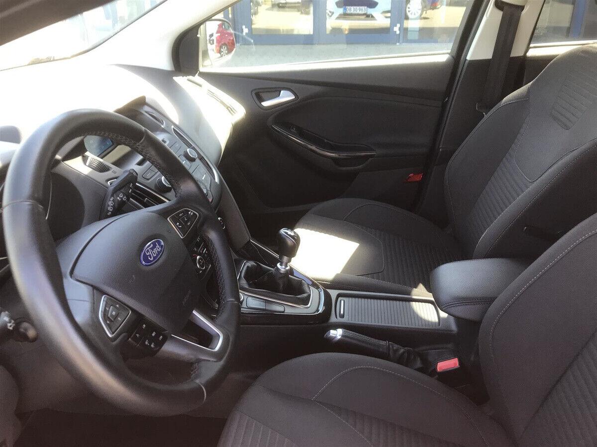 Ford Focus 1,0 SCTi 125 Titanium - billede 6